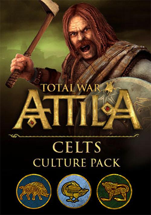 Total War: ATTILA - Celts Culture Pack  - Cover