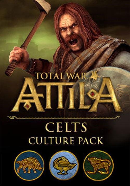 Total War: ATTILA - Celts Culture Pack  - Cover / Packshot