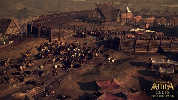 Screenshot2 - Total War: ATTILA - Celts Culture Pack