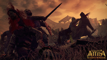 Screenshot1 - Total War: ATTILA - Blood & Burning Pack