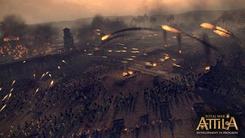 Screenshot4 - Total War: ATTILA - Blood & Burning Pack