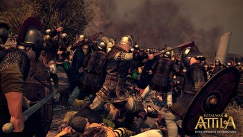 Screenshot5 - Total War: ATTILA  - Blood & Burning Pack