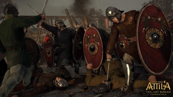 Screenshot6 - Total War: ATTILA - The Last Roman Campaign Pack