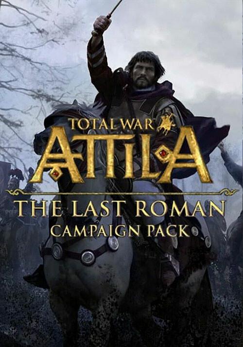 Total War: ATTILA - The Last Roman Campaign Pack - Cover / Packshot