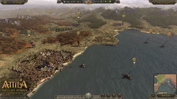 Screenshot4 - Total War: ATTILA - The Last Roman Campaign Pack