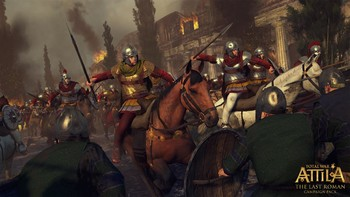 Screenshot2 - Total War: ATTILA - The Last Roman Campaign Pack