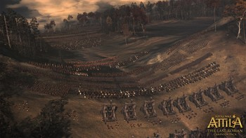 Screenshot1 - Total War: ATTILA - The Last Roman Campaign Pack