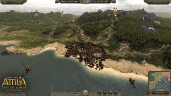 Screenshot5 - Total War: ATTILA - The Last Roman Campaign Pack