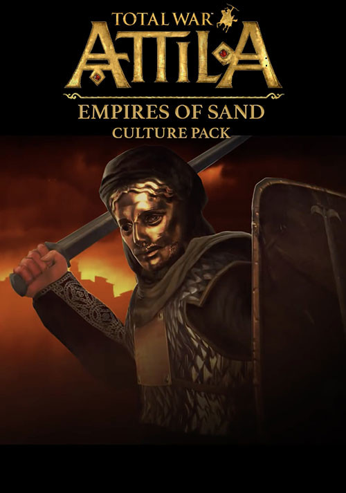 Total War: ATTILA - Empires of Sand Culture Pack - Cover / Packshot
