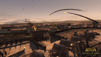 Screenshot1 - Total War: ATTILA - Empires of Sand Culture Pack
