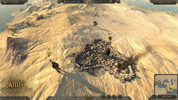 Screenshot2 - Total War: ATTILA - Empires of Sand Culture Pack