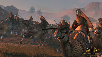 Screenshot3 - Total War: ATTILA - Empires of Sand Culture Pack
