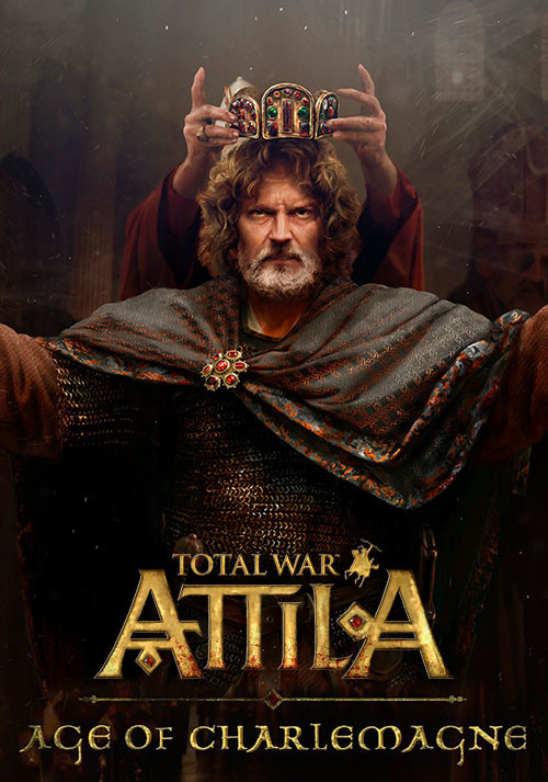 Total War: ATTILA - Age of Charlemagne Pack - Cover / Packshot
