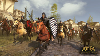 Screenshot1 - Total War: ATTILA - Age of Charlemagne Pack