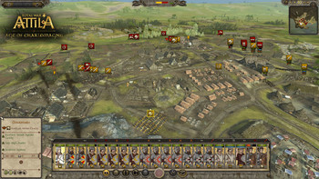 Screenshot2 - Total War: ATTILA - Age of Charlemagne Pack