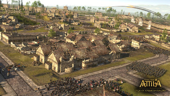 Screenshot4 - Total War: ATTILA - Age of Charlemagne Pack
