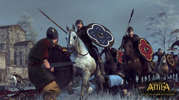 Screenshot5 - Total War: ATTILA - Age of Charlemagne Pack
