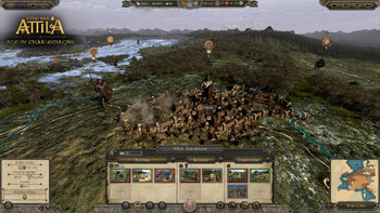 Screenshot6 - Total War: ATTILA - Age of Charlemagne Pack