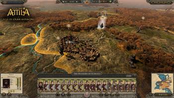 Screenshot7 - Total War: ATTILA - Age of Charlemagne Pack
