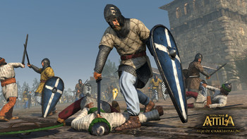 Screenshot8 - Total War: ATTILA - Age of Charlemagne Pack