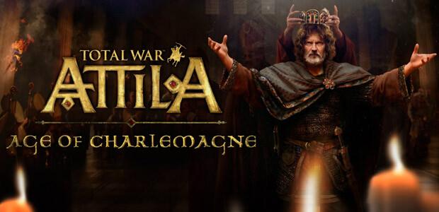 Total War: ATTILA - Age of Charlemagne Pack - Cover / Packshot