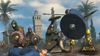 Screenshot3 - Total War: ATTILA - Age of Charlemagne Pack