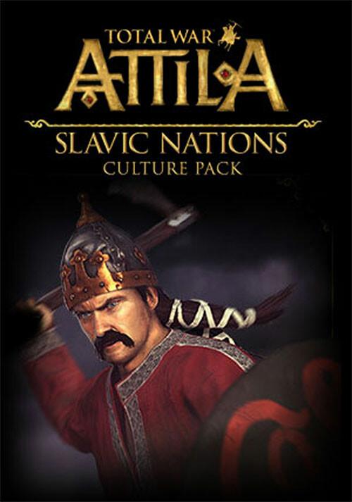 Total War: ATTILA - Slavic Nations Culture Pack - Cover / Packshot