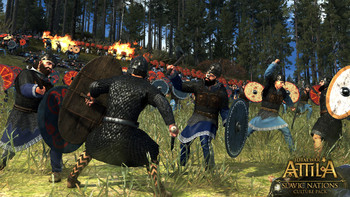 Screenshot1 - Total War: ATTILA - Slavic Nations Culture Pack