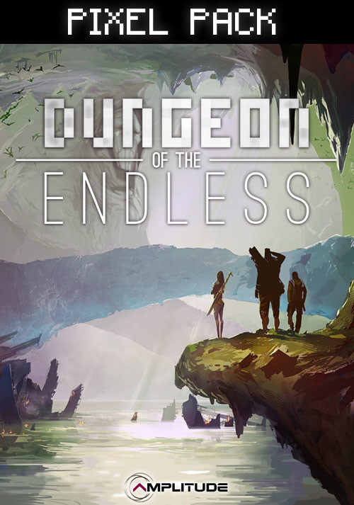 Dungeon of the Endless - Pixel Pack - Cover / Packshot