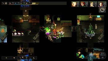 Screenshot3 - Dungeon of the Endless - Pixel Pack