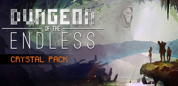 Dungeon of the Endless - Crystal Pack - Cover / Packshot