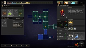 Screenshot1 - Dungeon of the Endless - Crystal Pack