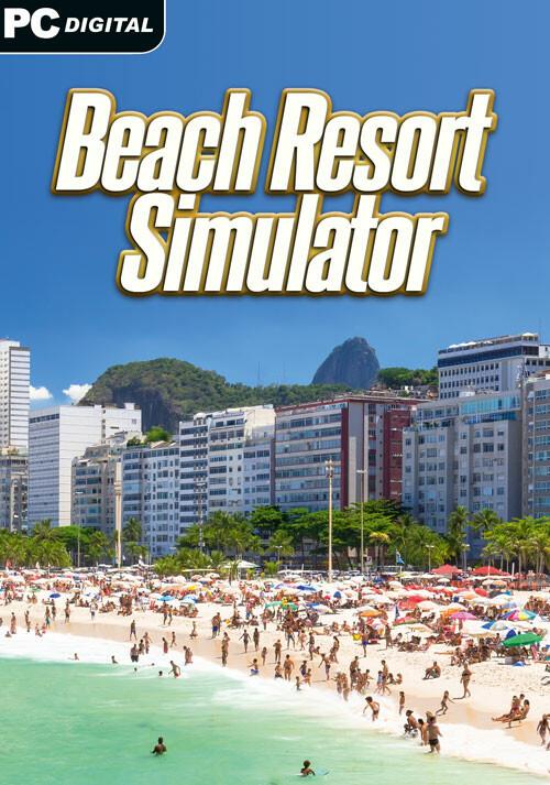 Beach Resort Simulator - Cover