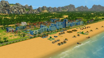 Screenshot10 - Beach Resort Simulator
