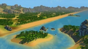 Screenshot1 - Beach Resort Simulator