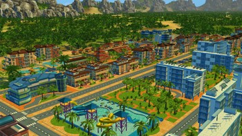 Screenshot5 - Beach Resort Simulator