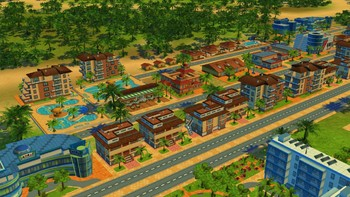 Screenshot4 - Beach Resort Simulator