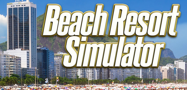 Beach Resort Simulator - Cover / Packshot