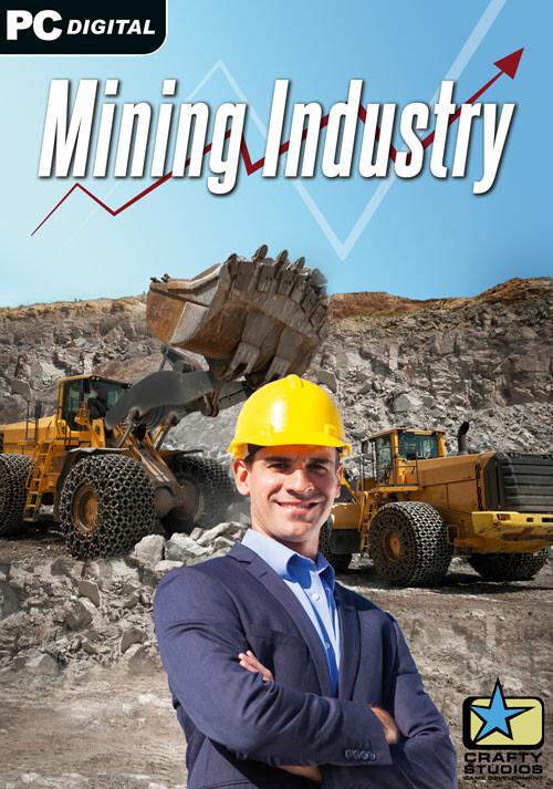 Bergbau-Manager - Die Wirtschaftssimulation - Cover