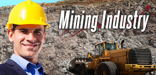 Mining Industry Simulator - Cover / Packshot