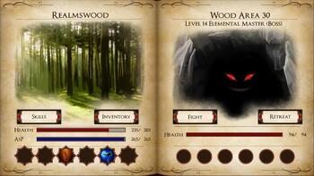 Screenshot3 - Das Schwarze Auge - Skilltree Saga