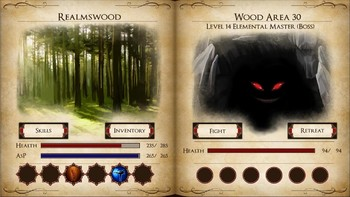 Screenshot3 - The Dark Eye - Skilltree Saga