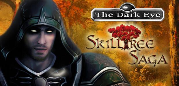 The Dark Eye - Skilltree Saga - Cover / Packshot