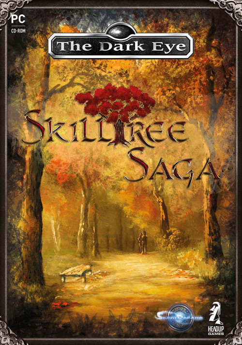 The Dark Eye - Skilltree Saga - Cover / Packshot