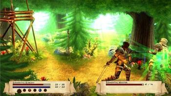 Screenshot4 - The Dark Eye - Skilltree Saga
