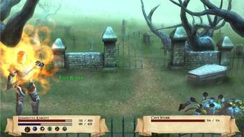 Screenshot9 - The Dark Eye - Skilltree Saga