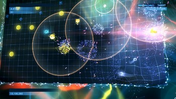 Screenshot2 - Geometry Wars 3: Dimensions (Mac)