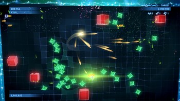 Screenshot3 - Geometry Wars 3: Dimensions (Mac)