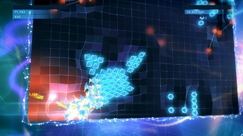 Screenshot5 - Geometry Wars 3: Dimensions (Mac)