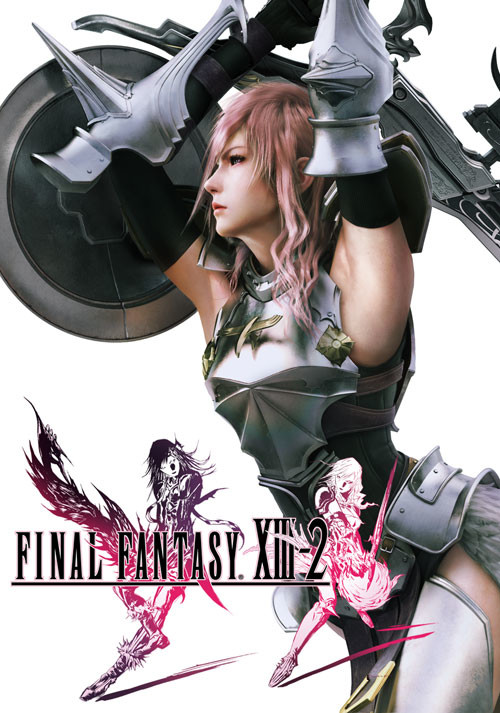 FINAL FANTASY XIII-2 - Cover